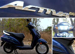 First Ride: Honda Activa 6G BS6 review