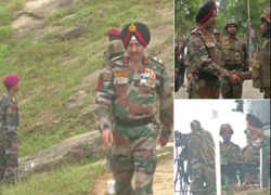 Pakistan is instigating the people of POK and using them as cannon fodder: Lt Gen Ranbir Singh
