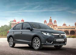 Honda's new Amaze Facelift: All you need to know