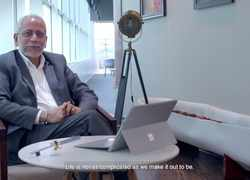 The Economic Times presents Beneath the Surface in Association with Microsoft : CEO speak, featuring Harit Nagpal, MD and CEO, Tata Sky