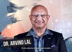 The Economic Times presents Beneath the Surface in Association with Microsoft : CEO speak, featuring Dr Arvind Lal, Executive Chairman, Dr. Lal Path Labs Ltd.