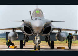 Why India has parked its Rafales in Ambala