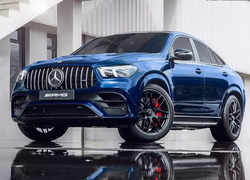 Mercedes-Benz launches AMG GLE 63 S 4MATIC+ Coupe in India