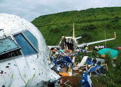 Ground report: At least 18 dead including 2 pilots in Air India Express plane crash