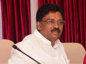 Ugrappa is Congress candidate from Ballari Lok Sabha seat