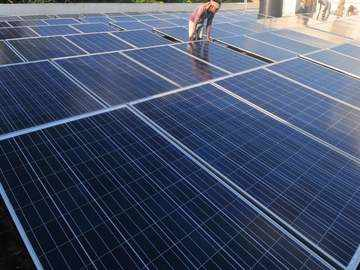 Final decision on customs duty on solar equipment to be announced soon: Government
