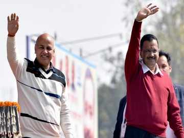 From AAP's education master to Kejriwal's second-in-command--Manish Sisodia dons multiple hats