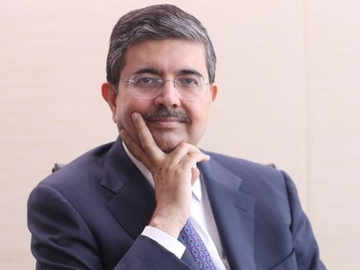 Uday Kotak takes over as CII president