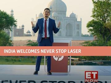 India welcomes HP's Neverstop Laser Tank printer