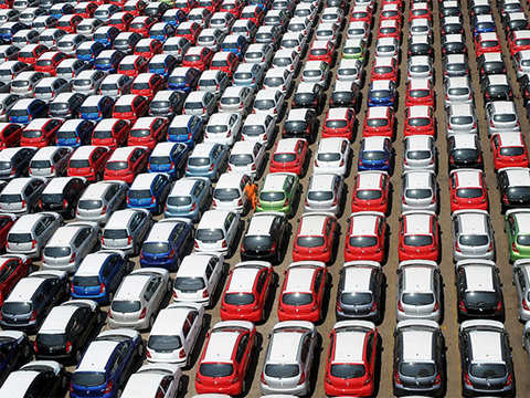 Vehicle retail registered second-straight month of decline in January
