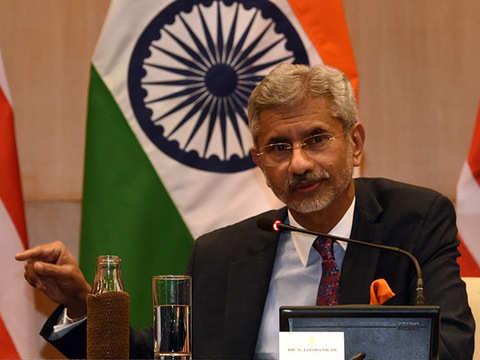 EU's reluctance stuck FTA talks; bloc had other priorities: EAM Jaishankar
