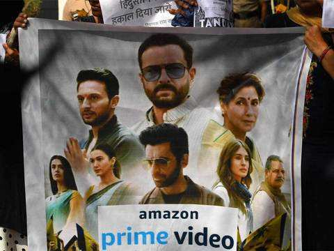 Amazon Prime Video tenders unconditional apology for 'Tandav'