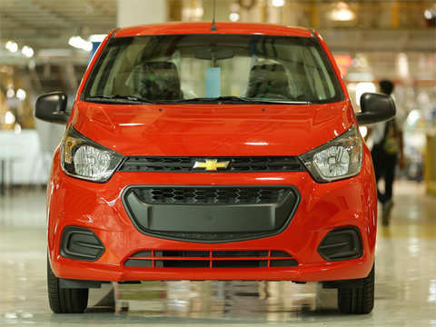 Top 10 exported cars and SUVs in H1 of FY18; General Motors Beat tops the chart