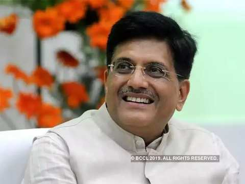 Commerce minister Piyush Goyal says ecommerce companies cooperating with the government