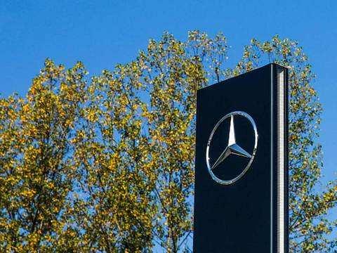CRISIL downgrades Mercedes-Benz India by a notch