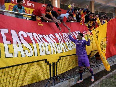 Kolkata's iconic football club East Bengal and Shree Cement at loggerheads over agreed terms