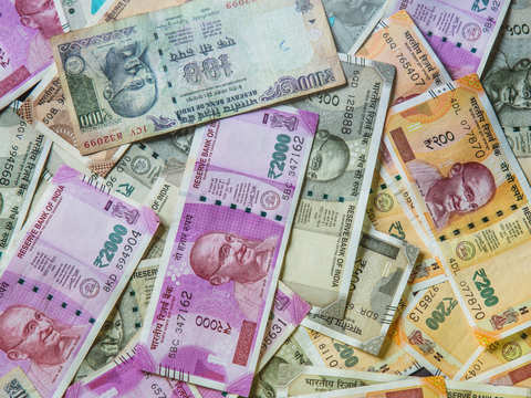 Rupee settles 29 paise higher at 75.66 against US dollar