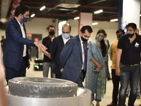 Addverb Technologies pushes robotic manufacturing with new Rs 75 cr facility