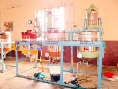 Government restricts bio-fuel imports