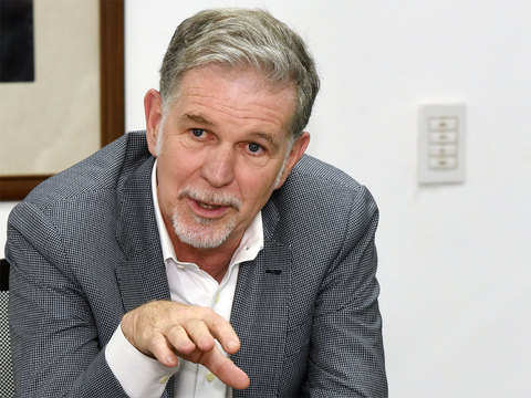 We are trying to become more Indian in content offering: Netflix CEO Reed Hastings