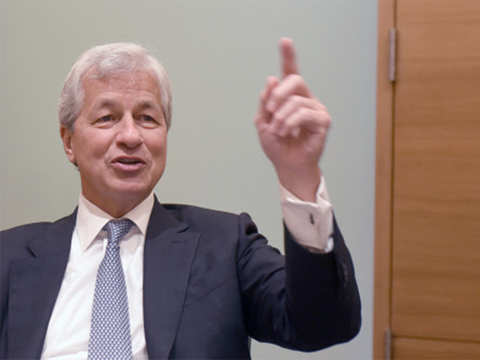 JP Morgan CEO has a word of advice for India