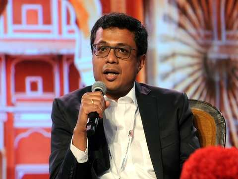 Sachin Bansal to put $400m in banking biz