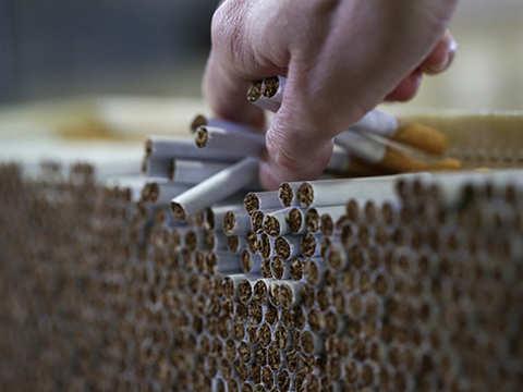 Godfrey Phillips' cigarette plant located in Navi Mumbai resumes production