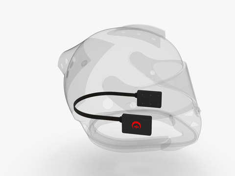 Smart helmets let you listen to music, navigate and attend calls riding a motorcycle