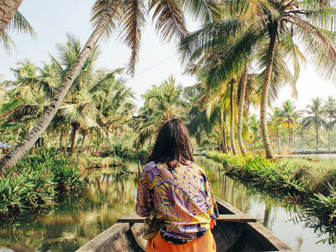 As India opens up, domestic travellers are finding joy in their own country