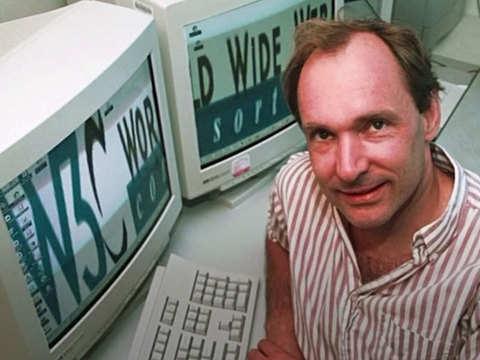 Web inventor Tim Berners-Lee releasing internet rule book