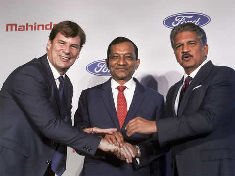 Mahindra & Mahindra confident about Ford JV, analysts not so sure