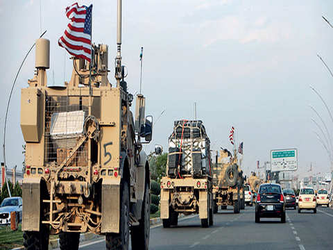 US withdrawal from Syria gathers speed amid accusations of betrayal