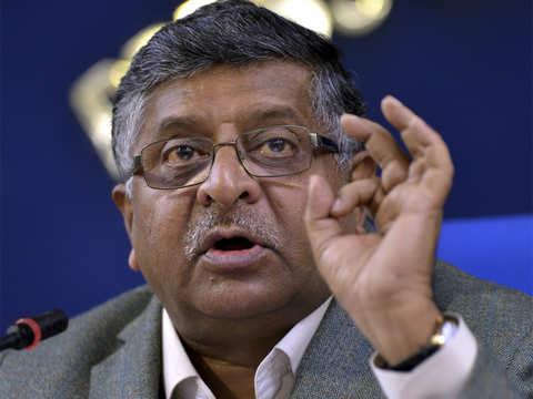 UIDAI's expenditure in FY'20 till May at Rs 30.32 cr: Ravi Shankar Prasad