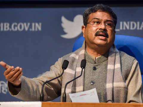 Dharmendra Pradhan seeks Centre of Excellence on Marine Biotechnology in Odisha