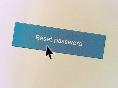How to reset SBI net banking profile password