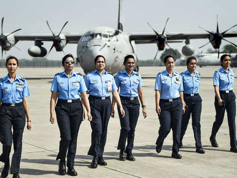 International Women's Day: IAF officers motivate others to join Air Force