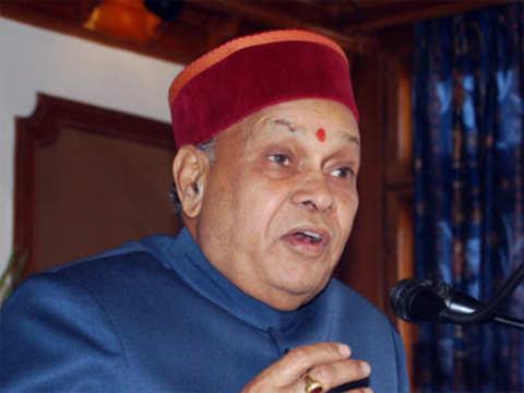 Himachal Elections: Dhumal concedes defeat