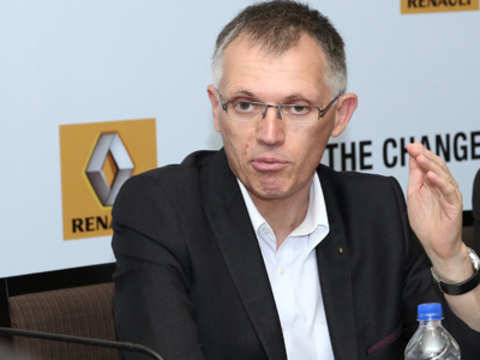 To have a portfolio of 7-8 cars in India with an entry level car at the heart of it: Carlos Tavares, COO, Renault