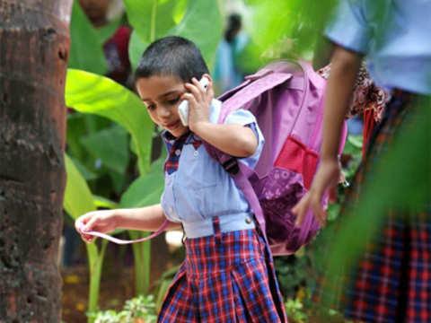 Ban mobile phones in schools, colleges: Karnataka Legislature panel