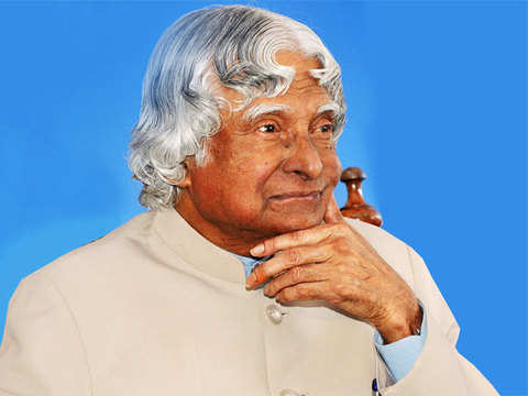 "APJ Abdul Kalam, from India's missile man to ""people's"" President"