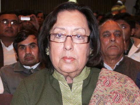 Great achievement women registering victory in Saudi polls: Najma Heptulla
