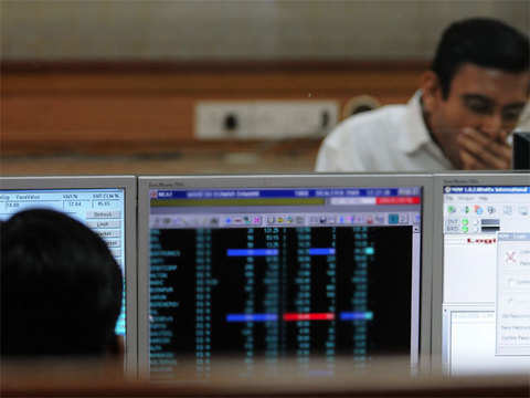 Sensex ends 439 points lower; Nifty50 below 8,600; TCS sheds 2%