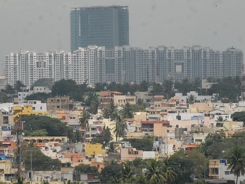Crunch time for realty, players may tap private equity, NBFCs for funds