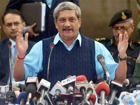 Still clearing the earlier mess: Manohar Parrikar