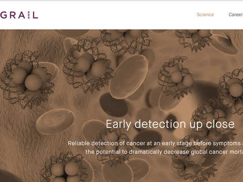 Cancer detection startup Grail to raise whopping $1 billion in Series B