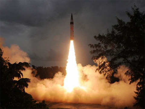 India's missile programme 'a threat to regional peace': Pak