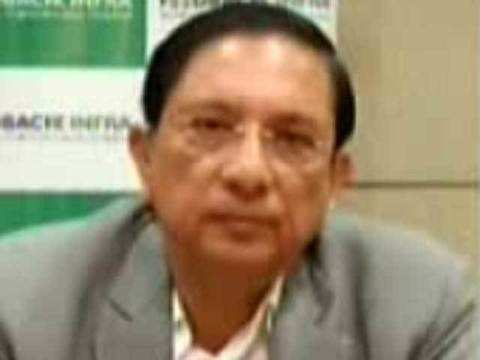Q3 GDP nos reflects strong B2B growth, extent of cash ban impact exaggerated: Vinayak Chatterjee, Feedback Infra