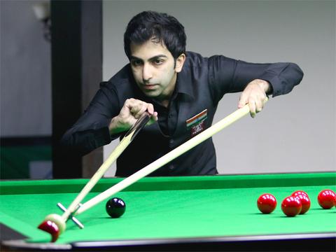 Baseline Ventures signs up billiards champion Pankaj Advani