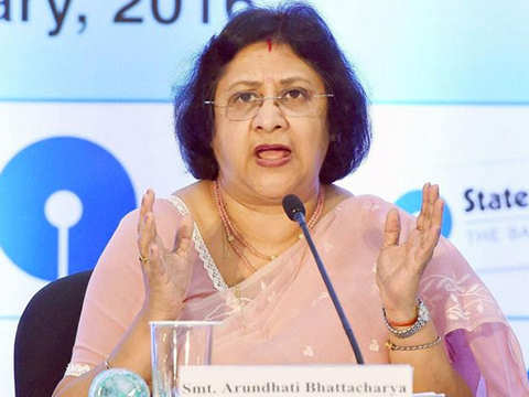 PSB mergers should be between equals: SBI Chief Arundhati Bhattacharya