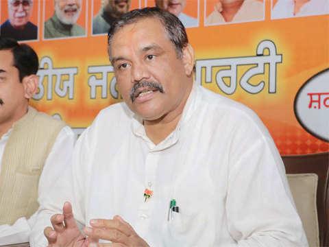 Promotion of welfare of elderly people is Centre's priority: Vijay Sampla